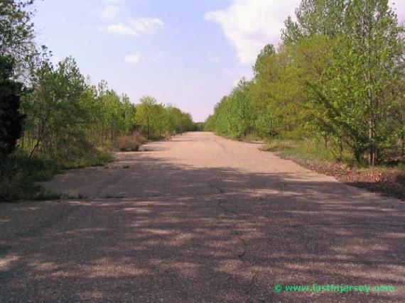 concreteroad
