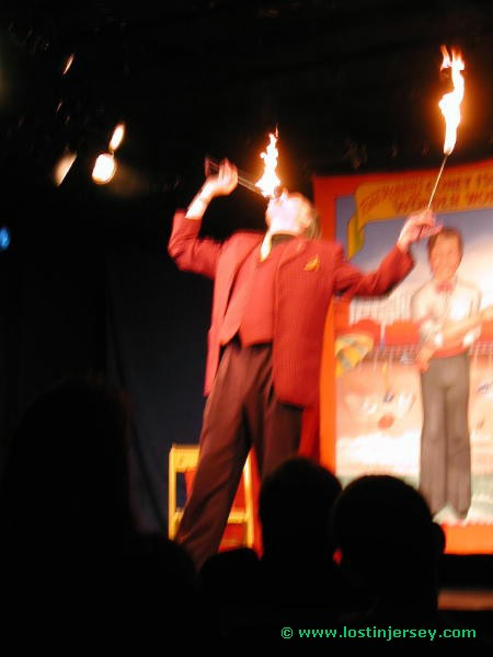 flamemouth
