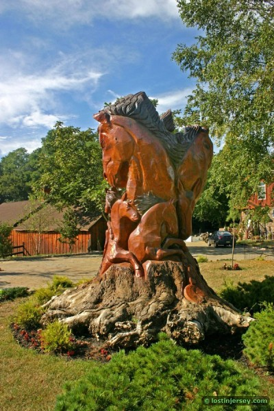horsecarving1001