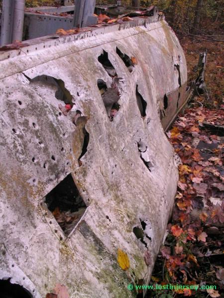 rustingholes