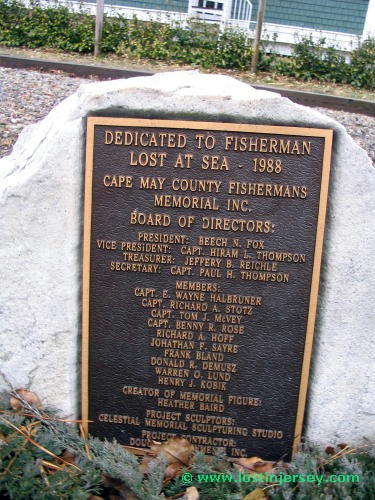 fishermanplaque