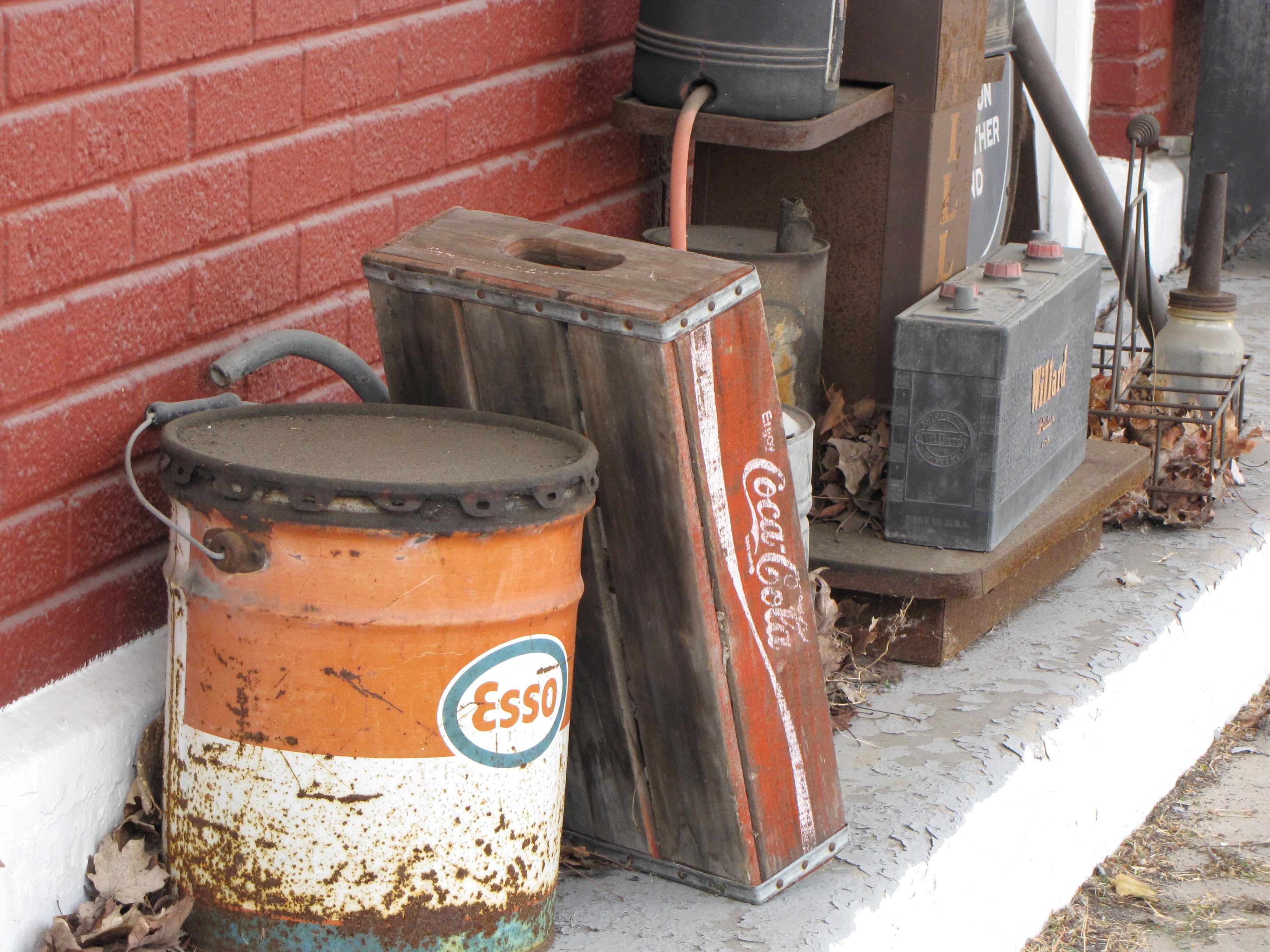 Old Esso Station In Wv The Lostinjersey Blog