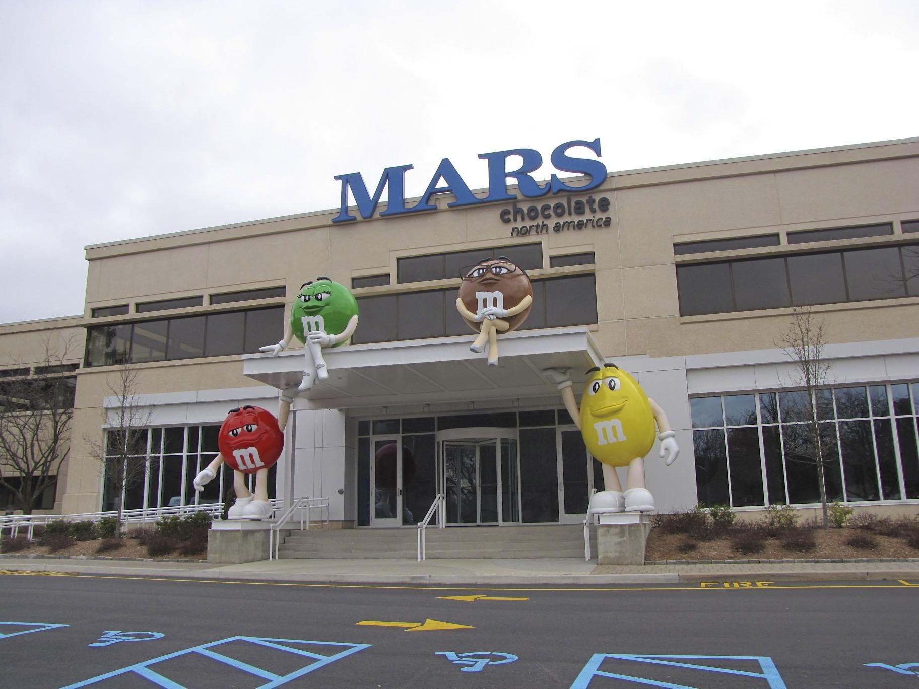 M Amp M Mars Headquarters The Lostinjersey Blog